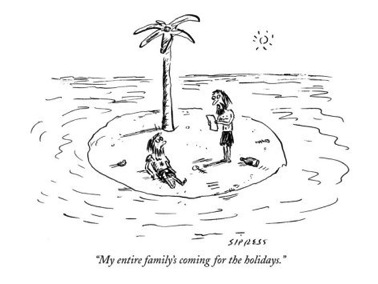 david-sipress-my-entire-family-s-coming-for-the-holidays-new-yorker-cartoon